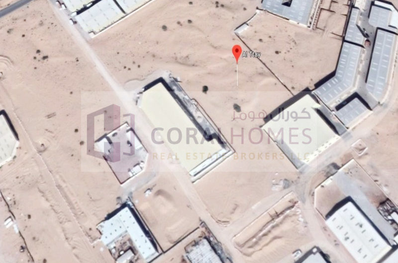 Corner And Private Commercial Plot For Warehouses
