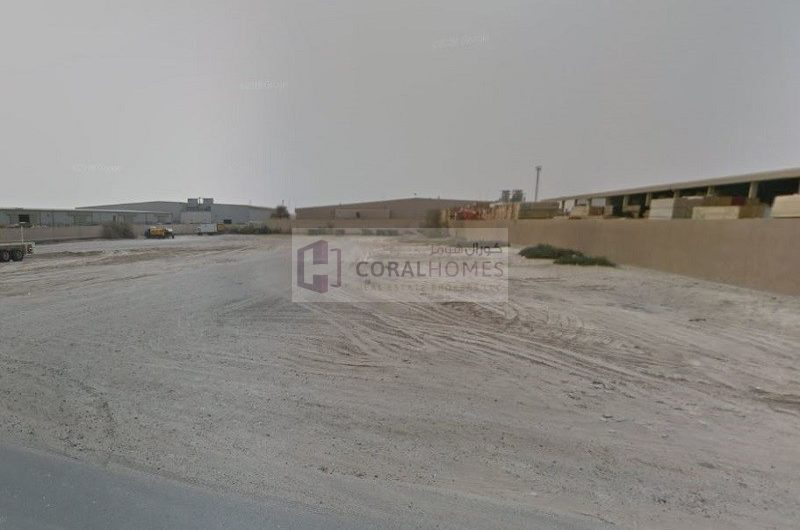 G+4 Labor Camp Plot With Bldg Permit On The Main Road