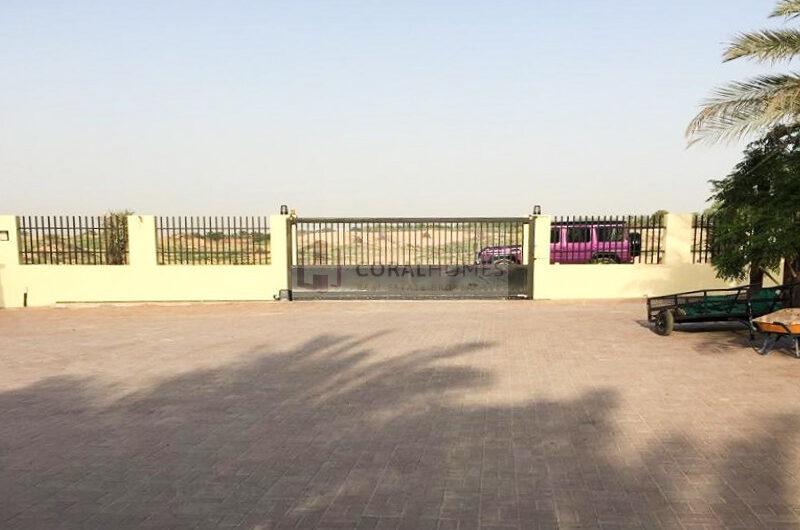 Private Farm Plot Perfect For GCC Investors